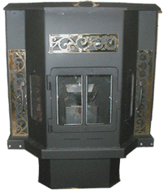 Residential Corn Stove